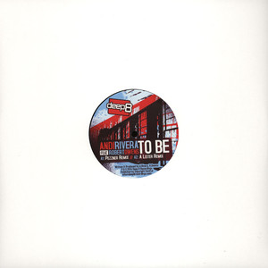 ANDI RIVERA - To Be feat. Robert Owens - 12 inch x 1
