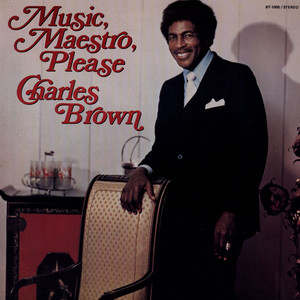 CHARLES BROWN - Music, Maestro, Please - LP