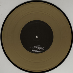 DARKSIDE (NICOLAS JAAR & DAVE HARRINGTON) - Darkside EP Gold Edition - 10 inch
