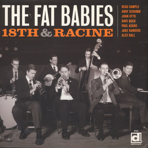 FAT BABIES - 18Th & Racine - LP