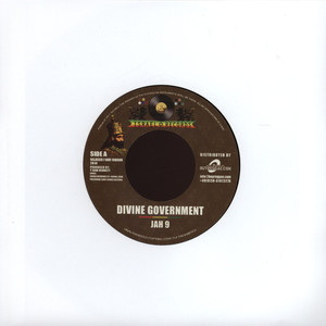 JAH 9 / PRESSURE - Divine Government / One Way - 45T x 1