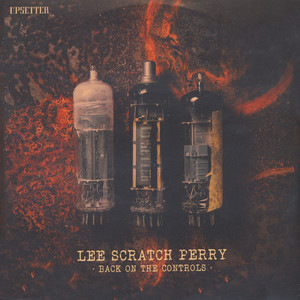 LEE SCRATCH PERRY - Back On The Controls - LP x 2