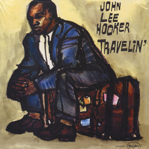 JOHN LEE HOOKER - Travelin' - LP