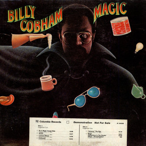 BILLY COBHAM - Magic - LP