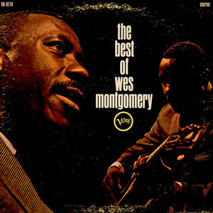 WES MONTGOMERY - The Best Of Wes Montgomery - LP