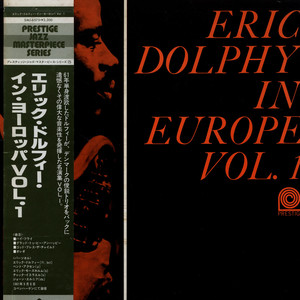 ERIC DOLPHY - In Europe Vol.1 - LP