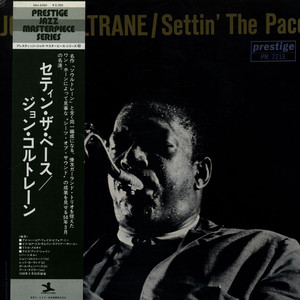 JOHN COLTRANE - Settin' The Pace - LP