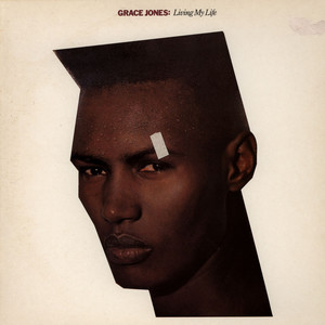GRACE JONES - Living My Life - LP