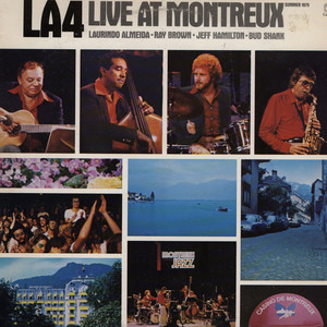 LA4 - Live At Montreux - LP