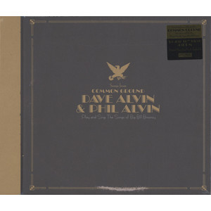 DAVE ALVIN & PHIL ALVIN - Songs From Common Ground - 10 inch x 2