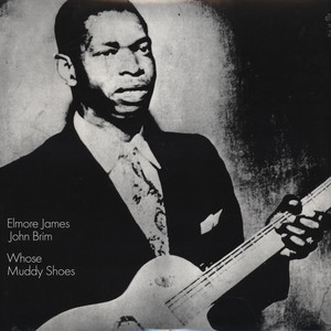 ELMORE JAMES & JOHN BRIM - Whose Muddy Shoes - LP