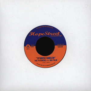 PUTBACKS, THE - Spanish Harlem - 7inch x 1