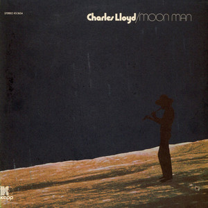 CHARLES LLOYD - Moon Man - LP