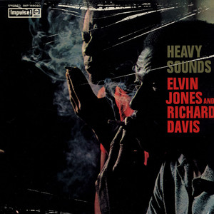 ELVIN JONES AND RICHARD DAVIS - Heavy Sounds - LP