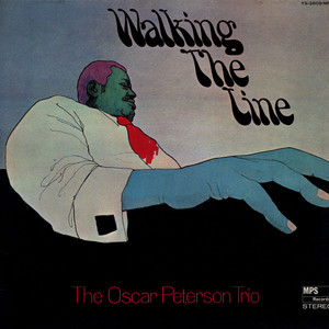 OSCAR PETERSON TRIO, THE - Walking The Line - LP
