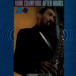 HANK CRAWFORD - After Hours - LP
