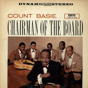 COUNT BASIE - Chairman Of The Board - LP