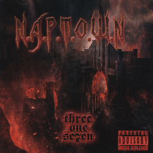 THREE ONE SE7EN - N.A.P.T.O.W.N. - CD
