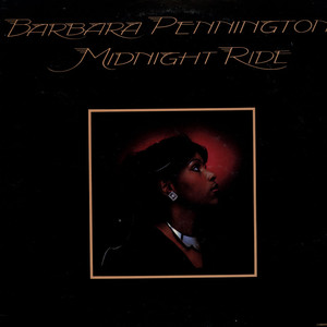 BARBARA PENNINGTON - Midnight Ride - LP