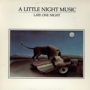 A LITTLE NIGHT MUSIC - Late One Night - LP
