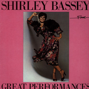 SHIRLEY BASSEY - Great Performances - LP