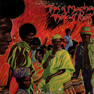 LAST POETS, THE - This Is Madness - LP