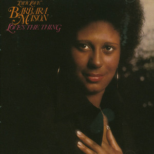 BARBARA MASON - Love's The Thing - CD