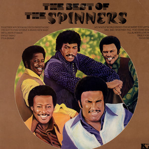 SPINNERS - The Best Of The Spinners - LP