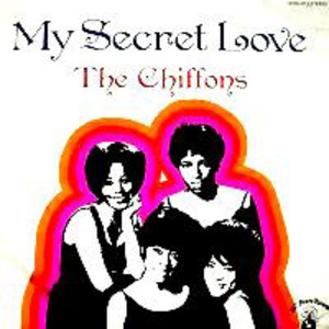 CHIFFONS, THE - My Secret Love - LP