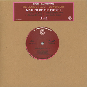 NORMAN CONNORS / BEMBE SEGUE - Mother Of The Future - 10 inch