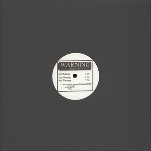 ROMANTHONY - Warning Tracks - 12 inch x 1
