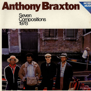 ANTHONY BRAXTON - Seven Compositions 1978 - LP