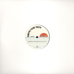 DIMITRI FROM TOKYO - Dancing Fool EP - 12 inch x 1