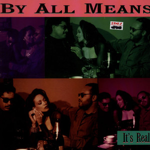 BY ALL MEANS - It's Real - LP