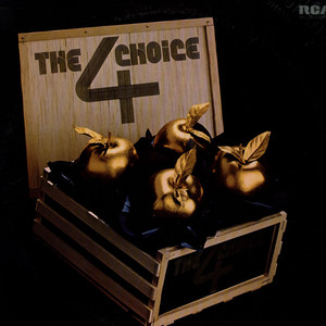 CHOICE FOUR, THE - The Choice 4 - LP