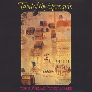 JOHN SURMAN / JOHN WARREN - Tales Of The Algonquin - LP