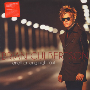 BRIAN CULBERTSON - Another Long Night Out - LP x 2