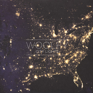 WOOLFY - City Lights - 10 inch