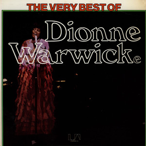 DIONNE WARWICK - The Very Best Of Dionne Warwicke - LP