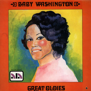 BABY WASHINGTON - Great Oldies - LP