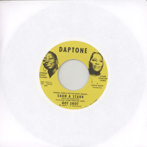 SAUN & STARR - Hot Shot / Gonna Make Time - 7inch x 1