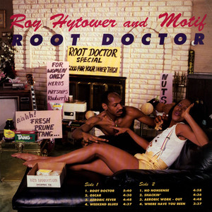 ROY HYTOWER AND MOTIF - Root Doctor - LP