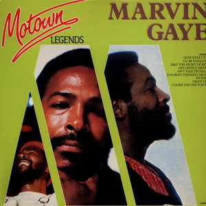 MARVIN GAYE - Motown Legends - LP