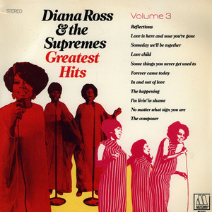 SUPREMES, THE - Greatest Hits  Volume 3 - LP