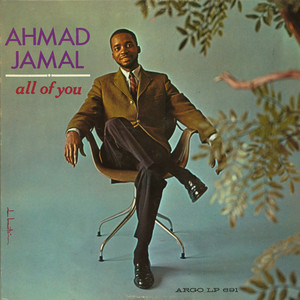 AHMAD JAMAL - All Of You - LP