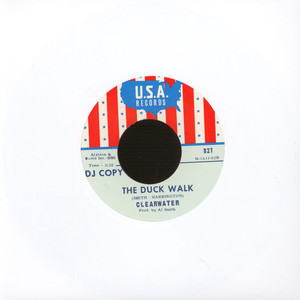 CLEARWATER - Duckwalk - 7inch x 1