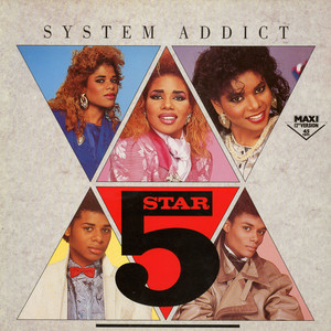 FIVE STAR - System Addict - 12 inch x 1