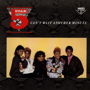 FIVE STAR - Can't Wait Another Minute - 12 inch x 1