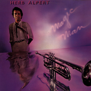 HERB ALPERT - Magic Man - LP