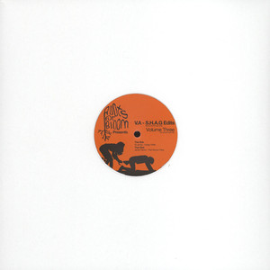 M JAMES / JAMIE TRENCH - Shag Edits Volume 3 - 12 inch x 1
